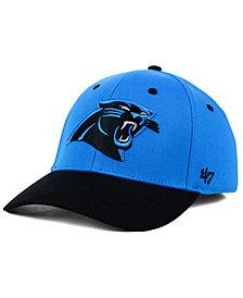 '47 Brand Carolina Panthers Kickoff 2-Tone Contender Cap
