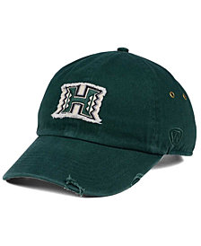 Top of the World Hawaii Warriors Rugged Relaxed Cap