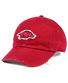 Top of the World Arkansas Razorbacks Rugged Relaxed Cap