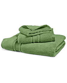 CLOSEOUT! Hotel Collection Quick-Dry Supima® Cotton Bath Towel, Created for Macy's