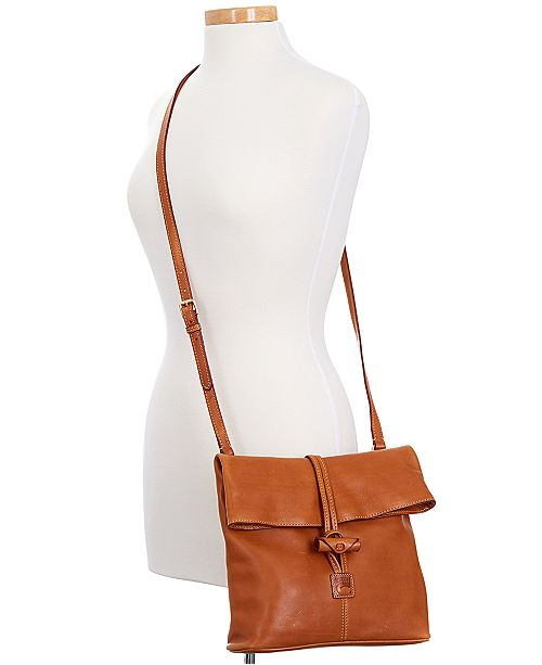 Dooney Bourke Florentine Medium Toggle Crossbody Bag Handbags Accessories Macy S