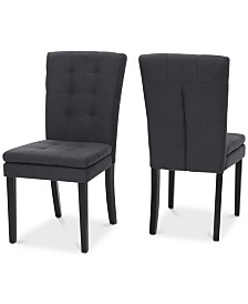 Cabreni Dining Chair (Set Of 2), Quick Ship