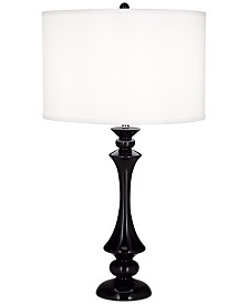 Pacific Coast Poly Turning Table Lamp