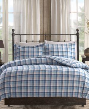 Woolrich Tasha 3-Pc. Cotton Flannel Queen Duvet Mini Set 5440346
