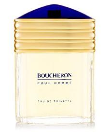 Boucheron Men's Pour Homme Eau de Parfum Spray 3.3 oz