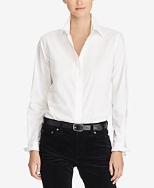 Non-Iron Straight-Fit Shirt