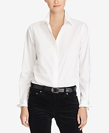 Lauren Ralph Lauren Non-Iron Straight-Fit Shirt