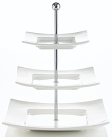 Godinger Serveware, Piazza 3 Tier Server