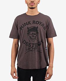 Punk Royal Men's Graphic-Print T-Shirt