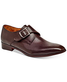 Carlos by Carlos Santana Men's Freedom Single Monk-Strap Loafers