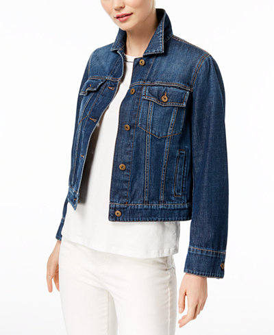 Weekend Max Mara Pancia Denim Jacket