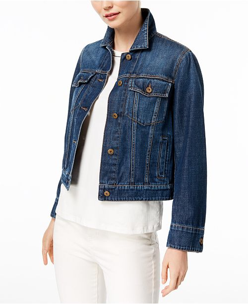 Pancia Denim Jacket