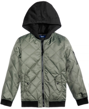 Univibe Quilted Bomber...