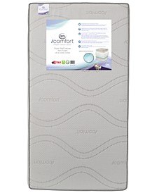 Serta iComfort Dawn Mist Delux Crib & Toddler Mattress