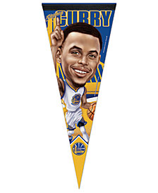 Wincraft Stephen Curry Golden State Warriors Premium Player Pennant