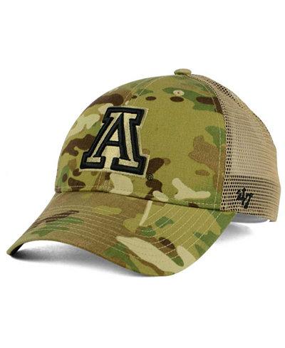 '47 Brand Arizona Wildcats Operation Hat Trick Thompson Cap