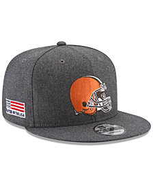 New Era Cleveland Browns Crafted In America 9FIFTY Snapback Cap