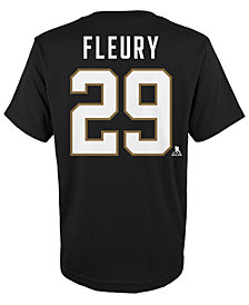 Outerstuff Marc-Andre Fleury Vegas Golden Knights Player T-Shirt, Big Boys (8-20)