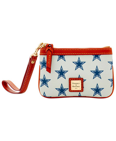 Dooney & Bourke Dallas Cowboys Exclusive Wristlet