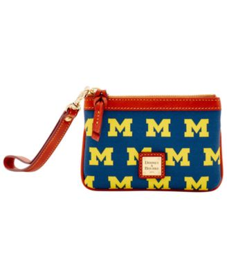 Michigan Wolverines Exclusive Wristlet