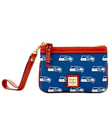 Dooney & Bourke Seattle Seahawks Exclusive Wristlet