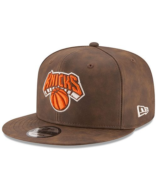 check out aa21e 6736d ... New Era New York Knicks Butter So Soft 9FIFTY Snapback Cap ...