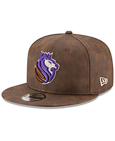 New Era Sacramento Kings Butter So Soft 9FIFTY Snapback Cap
