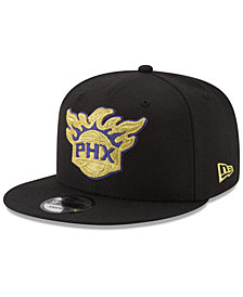 New Era Phoenix Suns Gold on Team 9FIFTY Snapback Cap