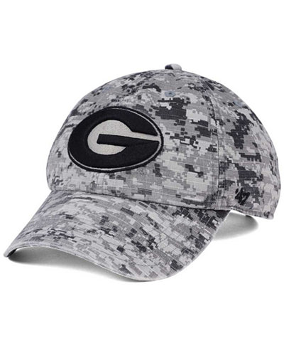 '47 Brand Georgia Bulldogs Operation Hat Trick Camo Nilan Cap