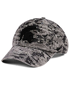'47 Brand Michigan State Spartans Operation Hat Trick Camo Nilan Cap