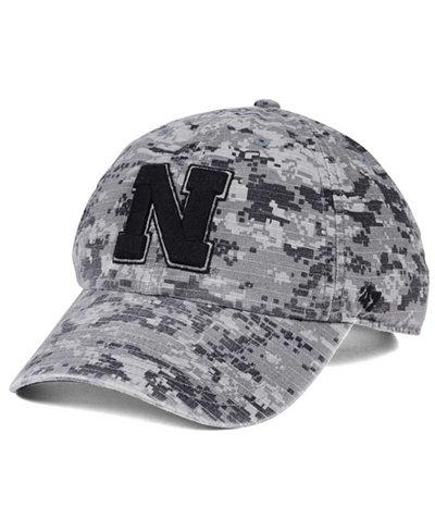'47 Brand Nebraska Cornhuskers Operation Hat Trick Camo Nilan Cap