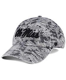 '47 Brand Ole Miss Rebels Operation Hat Trick Camo Nilan Cap