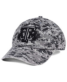 '47 Brand Texas A&M Aggies Operation Hat Trick Camo Nilan Cap