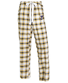 College Concepts Women's St. Louis Blues Forge Flannel Pants