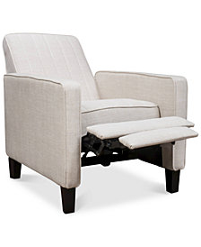 Athan Recliner Chair, Quick Ship