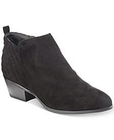 Style & Co Wessley Casual Booties, Created for Macy's