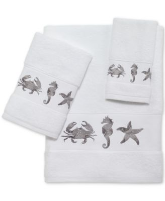 Ventura Cotton Embroidered Bath Towel