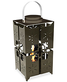 "Casablanca 33"" Lantern with Lid, Quick Ship"