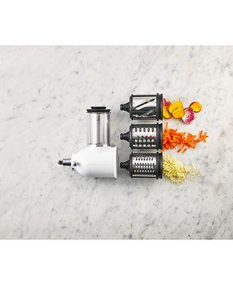 Kitchenaid 174 Ksmvsa Fresh Prep Slicer Shredder Attachment