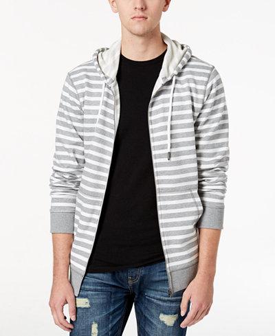 American Rag Men's Striped Hoodie, Created for Macy's