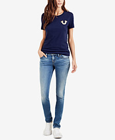 True Religion Stella Low Rise Skinny