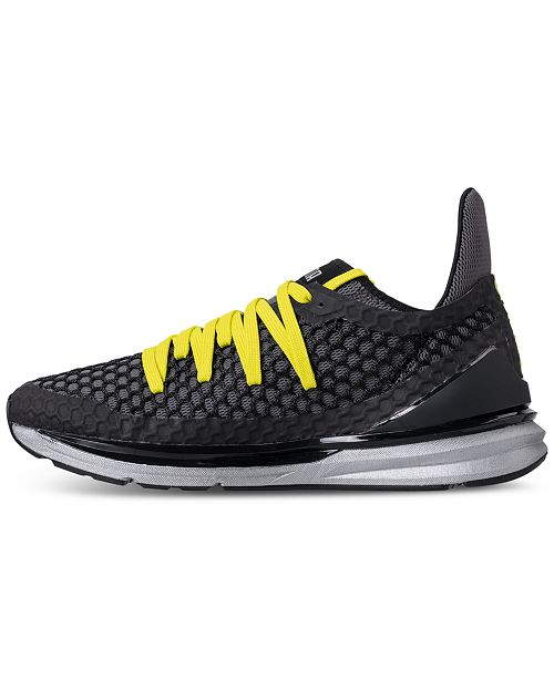 ... Puma Men s Ignite Limitless NETFIT NightCat Casual Sneakers from Finish  Line ... b56246e1f