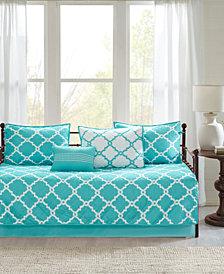 Madison Park Essentials Merritt 6-Pc. Reversible Daybed Bedding Set