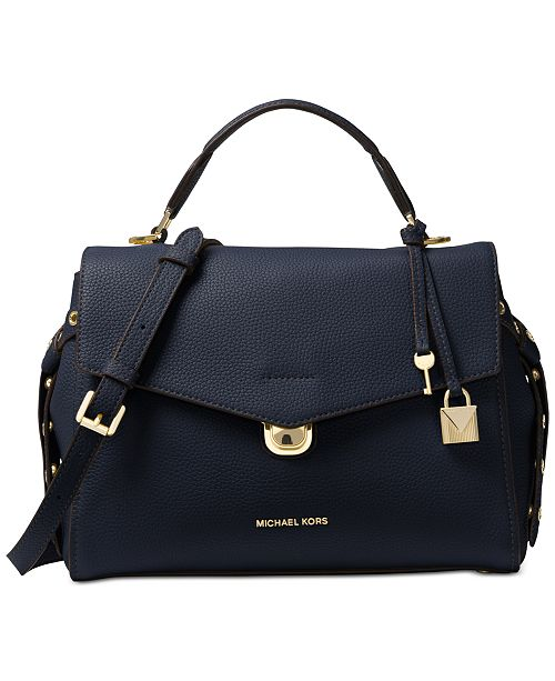 6b92b6ab150d Michael Kors Bristol Medium Top-Handle Satchel   Reviews - Handbags ...