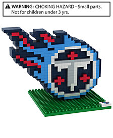 Forever Collectibles Tennessee Titans BRXLZ 3D Logo Puzzle