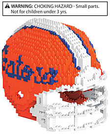 Forever Collectibles Florida Gators BRXLZ 3D Helmet Puzzle