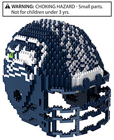 Forever Collectibles Seattle Seahawks BRXLZ 3D Helmet Puzzle