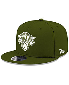 New Era New York Knicks Fall Dubs 9FIFTY Snapback Cap