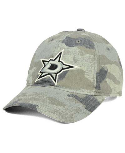 adidas Dallas Stars Camo Slouch Cap