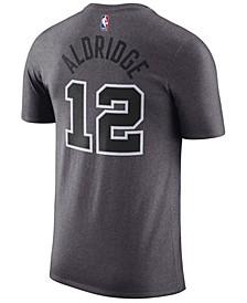 Men's LaMarcus Aldridge San Antonio Spurs Name & Number Player T-Shirt